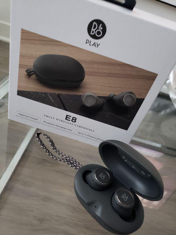 B&O truly wireless headphones