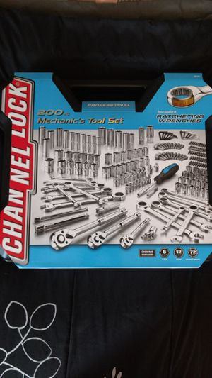 200 Piece Tool Set Channellock for Sale in Salt Lake City, UT