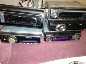 Car stereos 25 each for Sale in Durham, NC