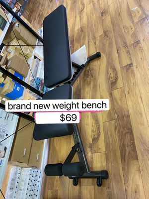 brand new weight bench for Sale in La Puente, CA