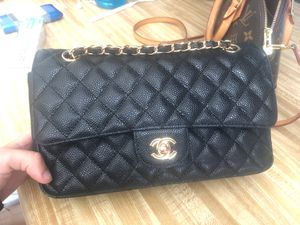Authentic Chanel bag (with receipts) for Sale in Woodway, WA