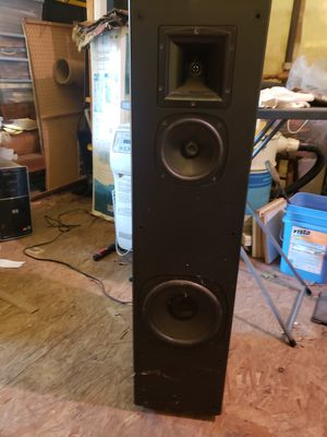 Klipsch floor speaker for Sale in Beaverton, OR
