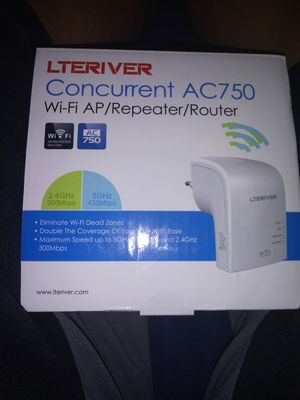 Wi-Fi Repeater /Router for Sale in Las Vegas, NV