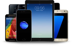 I Buy Smartphones, iPads, and Apple Watches **Cracked Screen Ok** for Sale in Davenport, IA