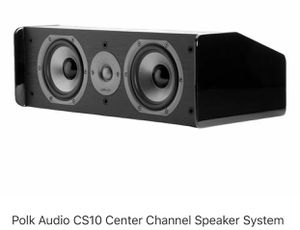 Polk Audio CS10 for Sale in Chicago, IL