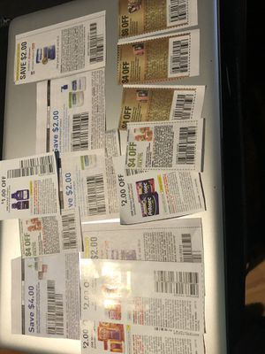 Coupons for Sale in Modesto, CA