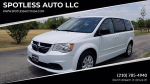 2014 Dodge Grand Caravan for Sale in San Antonio, TX