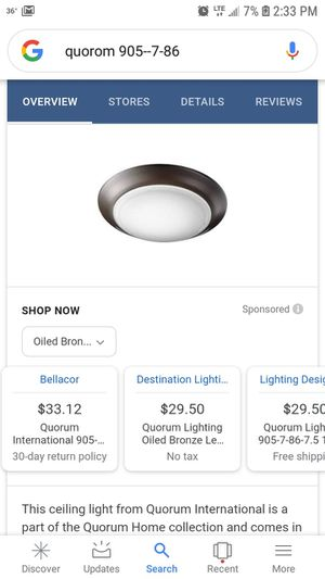 Interior led light for Sale in Columbia, MO