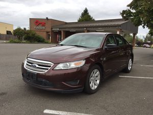 2010 Ford Taurus SE 180k miles for Sale in Tacoma, WA