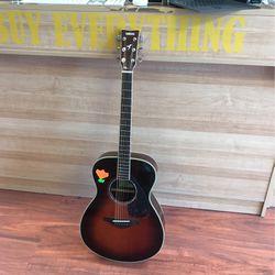 Yamaha acoustic guitar for Sale in Trenton,  NJ