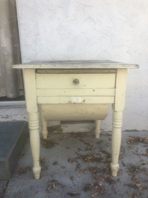 Bread making table early 1900s for Sale in El Sobrante, CA