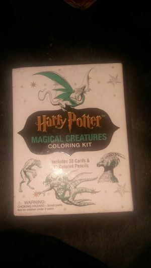 harry potter books 1-7 with bonuses for Sale in Bluffton, SC