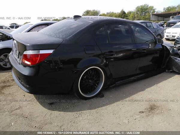 2005 BMW E60 545i for parts parting out for Sale in Irving, TX - OfferUp