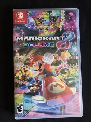 MarioKart Nintendo switch for Sale in Bellflower, CA