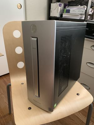 HP desktop case with motherboard for Sale in Chandler, AZ