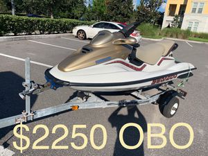 1999 Seadoo GTX 3 seater Water Ready!!!! for Sale in Kissimmee, FL