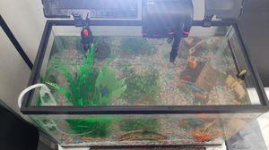 Marineland Aquarium-10gal complete starter kit for Sale in Cypress, TX