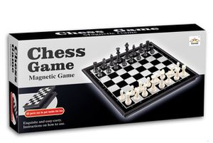 Chess Board Set Game -Travel Magnetic Chess Piece Set for Sale in Queens, NY