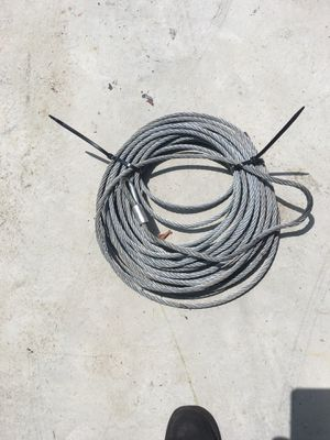 Winch cable for Sale in Tijuana, MX
