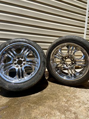 Rims and tires for a Honda Civic for Sale in Mauldin, SC