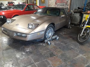 Corvette 1985 lots of new parts for Sale in San Diego, CA
