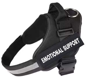 Emotional Support Dog Harness Black Vest for Sale in Hudson, FL