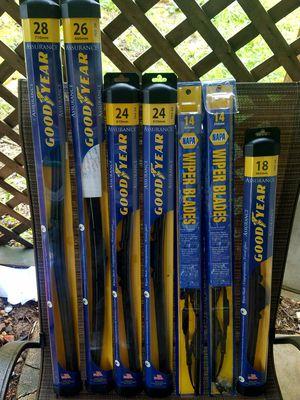 Good Year Windshield Wiper Bundle Deal for Sale in Fairfax, VA