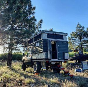 RevArc Truck bed steps camper Overland steps folding for Sale in El Cajon, CA