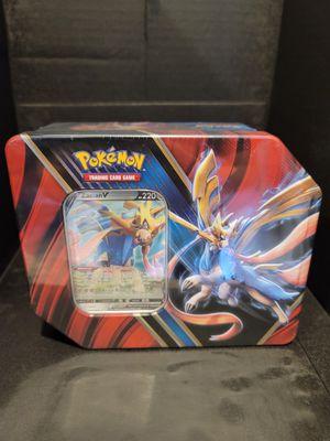 Pokemon Zacian Tin XY Evolutions Pack for Sale in Norwalk, CA