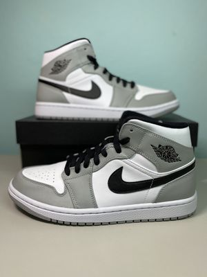 Jordan 1 Mid Grey Size 8.5 for Sale in Rowland Heights, CA