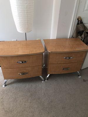 Matching Nightstand Set for Sale in Woodbridge, VA