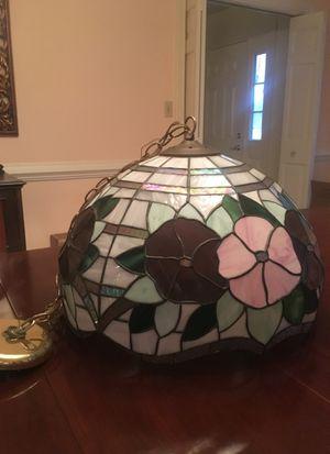 Tiffany style chandelier for Sale in Newport News, VA
