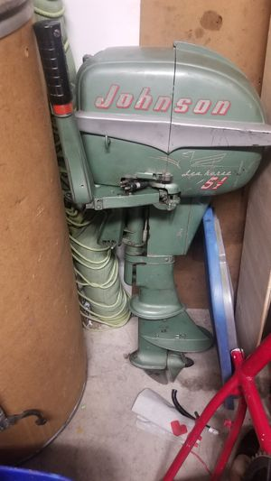 Johnson outboard motor for Sale in Antelope, CA
