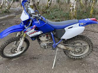 2002 Yamaha WR250F $3,000 for Sale in Montesano,  WA