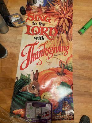 Fall Poster for Sale in Virginia Beach, VA