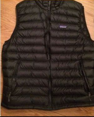 Black Patagonia XL Vest for Sale in Pittsburgh, PA
