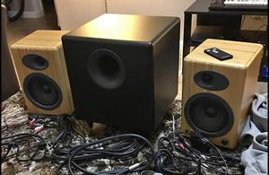 Audio engine A5+ speakers for Sale in St. Petersburg, FL