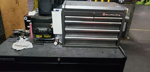 Snap on toolbox with tools for Sale in Boston, MA