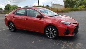 2017 Toyota Corolla SE for Sale in Smyrna, GA