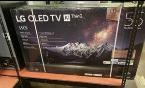 """55"""" LG OLED C9 HDR SMART TV 4K for Sale in Las Vegas, NV"""