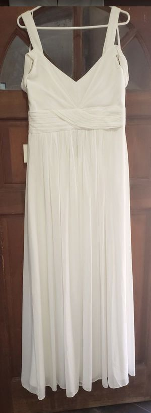 Long white dress XL NEW for Sale in Alhambra, CA