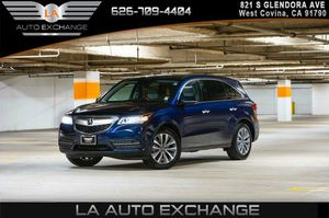 2016 Acura MDX for Sale in West Covina, CA