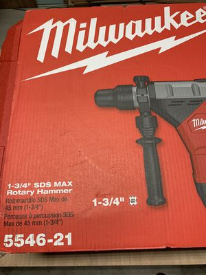 """Milwaukee 1-3/4"""" Roto Hammer for Sale in Milwaukie, OR"""