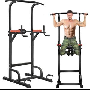 🏋🏻♀️GYM EQUIPMENT WORKOUT PULL UP AND DIP BAR🏋🏻♀️ for Sale in Los Angeles, CA