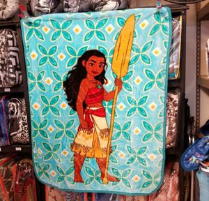 Moana baby blanket for Sale in Victorville, CA