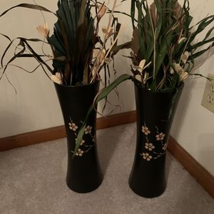 Flower Vases Decor for Sale in Virginia Beach, VA