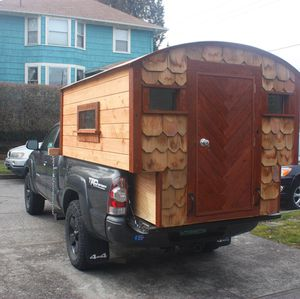 Hand built Tiny home Truck Camper for Sale in Portland, OR