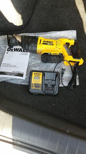 New dewalt 20v MAX sawz all kit for Sale in Chantilly, VA