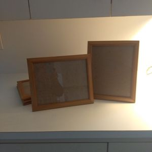 """5 8x10"""" Wood Picture Frames for Sale in Aberdeen, WA"""