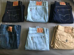 Jeans size 34 for Sale in Palo Alto, CA